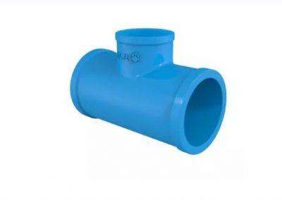 Tê Redução Soldável Irriga