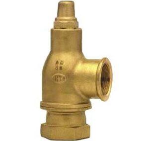 Válvula de alívio (segurança) em bronze