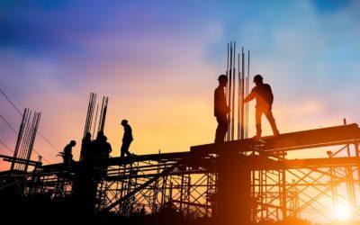 Sondagem Indústria da Construção mostra atividade do setor aquecida