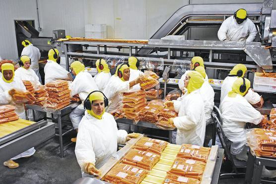 Indústria goiana tem recuo bem menor que o da média nacional
