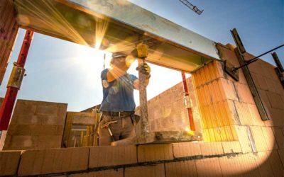 Setor da construção contribui para redução da taxa de desemprego no DF
