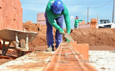 Construção civil atinge maior uso da capacidade desde 2014, diz CNI