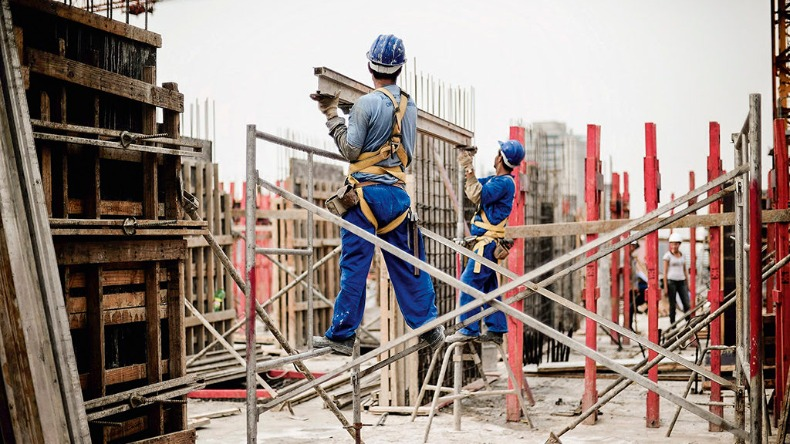 Intenção de investir da Indústria da Construção atinge ponto mais alto desde 2014