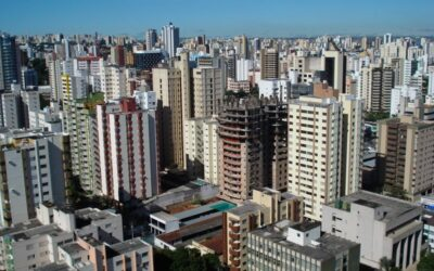 Volume de lançamentos imobiliários quase triplica em Goiânia