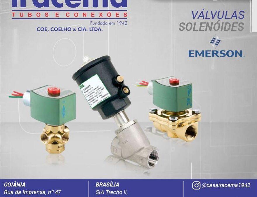 Válvula solenoide Asco: peça seu orçamento